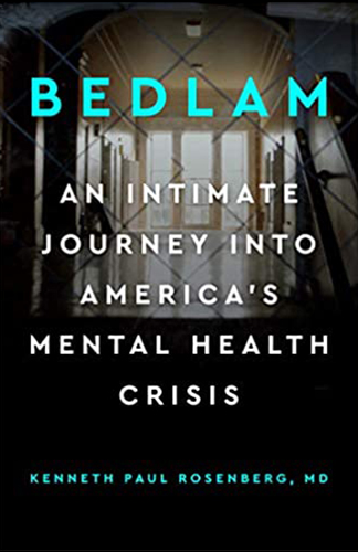 Bedlam: An Intimate Journey Into America's Mental Health Crisis (1st Edition) - by Kenneth Paul Rosenberg