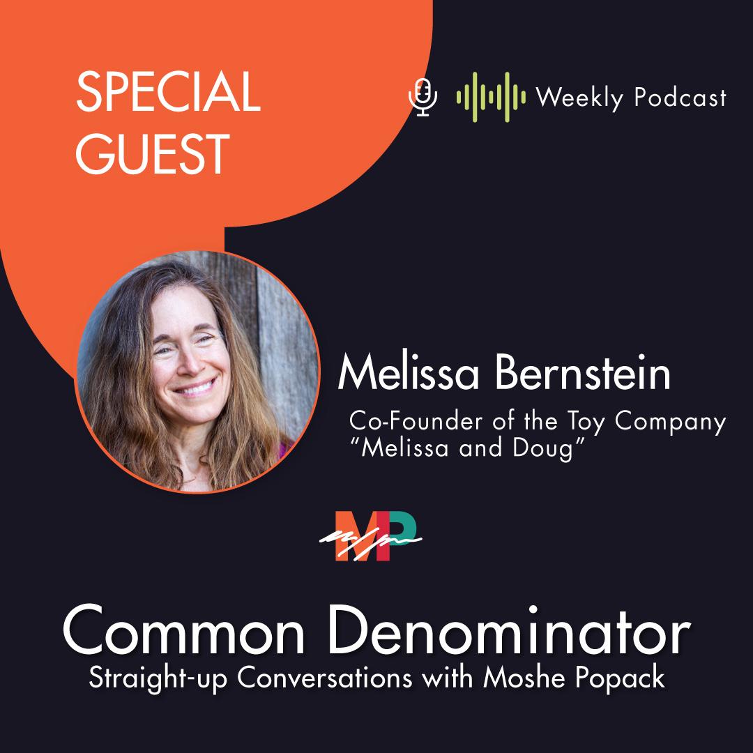 Cover art for Episode 4: Melissa Bernstein