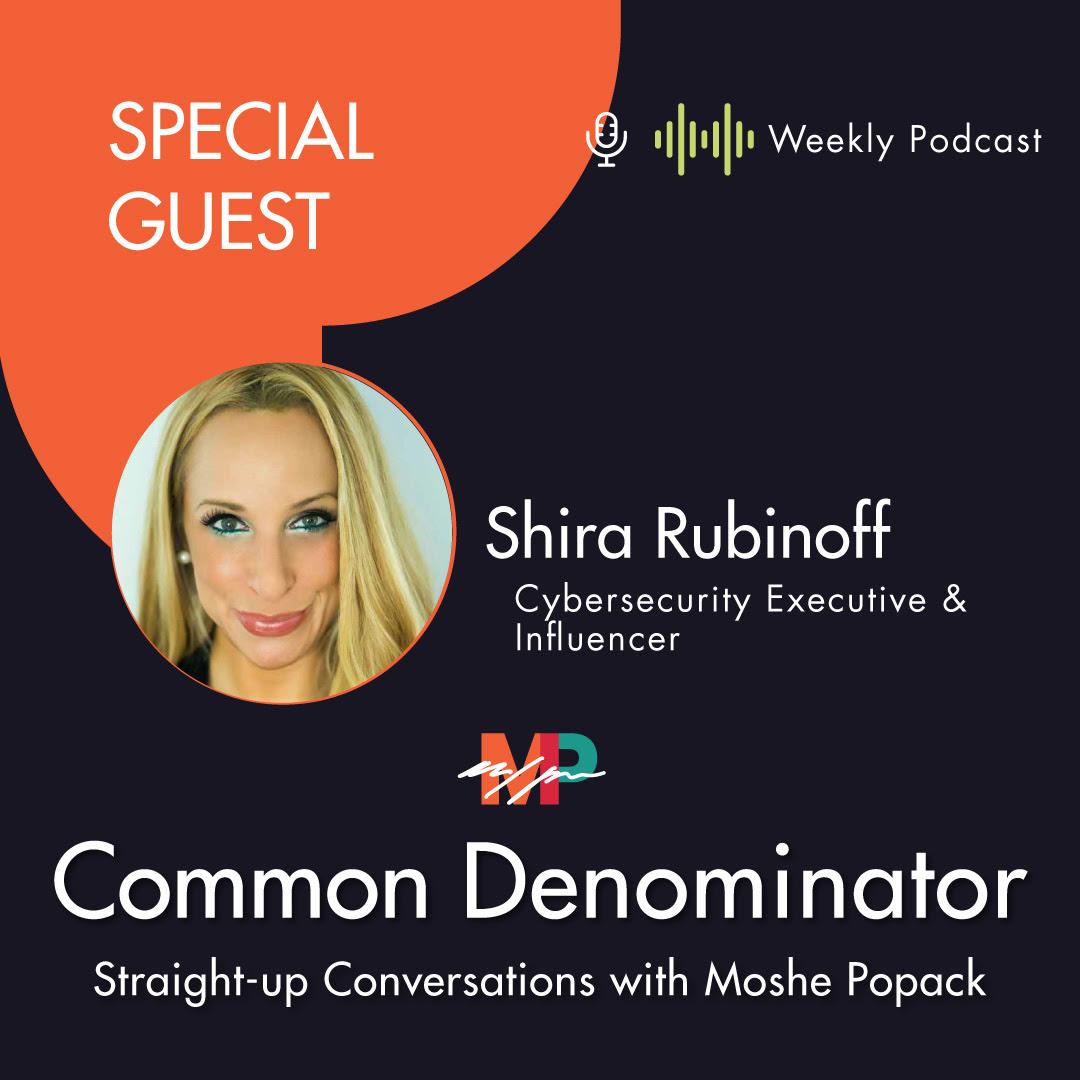 Cover art for Episode 3: Shira Rubinoff
